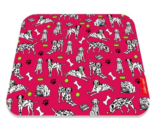 Selina-Jayne Dalmatian Limited Edition Designer Mouse Mat